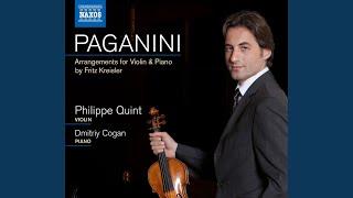 """Violin Concerto No. 2 in B Minor, Op. 7: III. Rondo, """"La Campanella"""" (arr. F. Kreisler for..."""