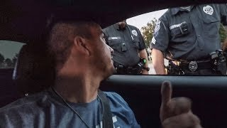Finally!! PROOF that Cops stop me for nothing!!! (VIDEO EVIDENCE)