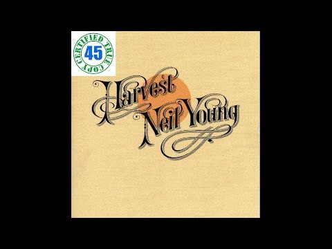 NEIL YOUNG - OLD MAN - Harvest (1972) HiDef