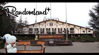 Snoopy's Weird Ice Rink - Charles Schulz Museum & Redwood Empire Ice Arena - Randomland