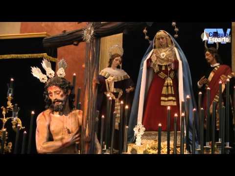 Besapiés del Santo Cristo Varón de Dolores