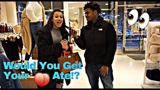 WOULD YOU LET A GUY EAT YOUR A$$?!🍑💦 | Public Interview | Mk3maxwell