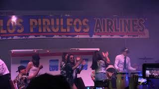 Los Pirulfos, tamborada de 2018