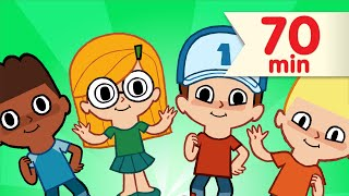 👋  Hello Hello 👋  | + More Kids Songs | Super Simple Songs - YouTube