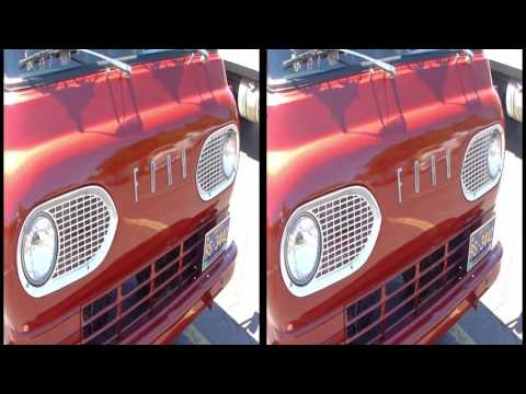 3D Econo Northwest Econoline Gathering Portland Oregon 2016 by Full Volume 3D Productions