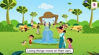 Living and Non living Things | Science For Kids | Grade 3 | Periwinkle
