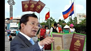 Quá bất ngờ nghe Trung Quốc Xui Đểu Campuchia đuổi 70000 người Việt về nước || Không thể tin nổi