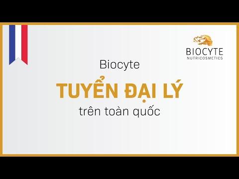 Viên uống Biocyte tuyển đại lý trên toàn quốc