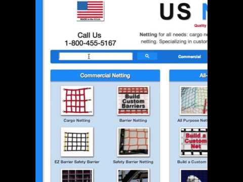 US Netting New Pages and New User Experience