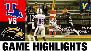 Louisiana Tech vs Southern Miss Highlights | Week 3 | 2020 College Football Highlights