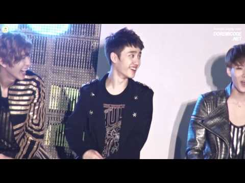 120602 Genie AR Show EXO-K D.O Cute Cut [DOREMICODE]