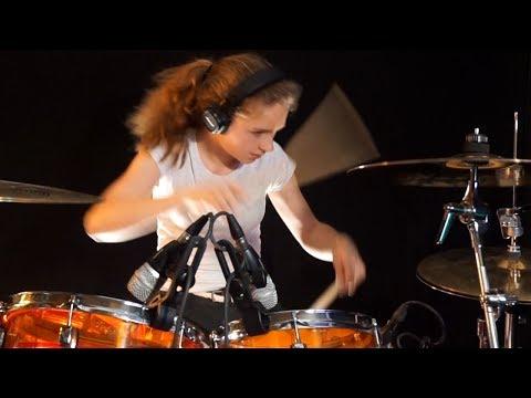 Black betty ram jam drum cover by sina - Zz top la grange drum cover ...