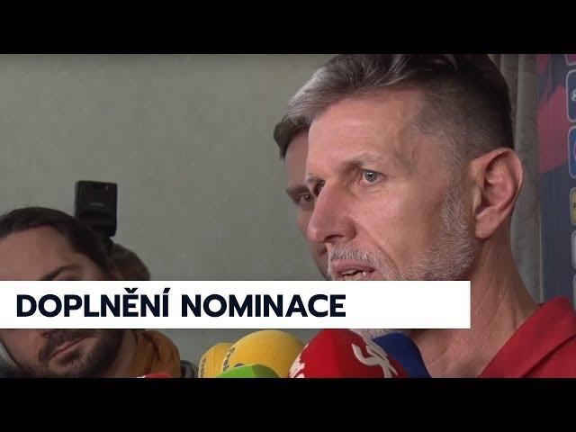 Trenér Šilhavý doplnil reprezentaci o pět hráčů, vypadli Kopic a Zmrhal