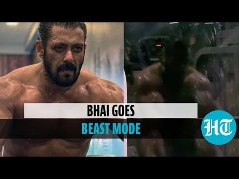 Salman Khan undergoes intense training for Tiger 3, shares video