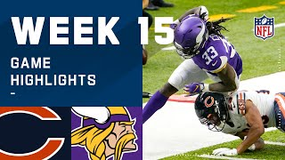 Bears vs. Vikings Week 15 Highlights | NFL 2020