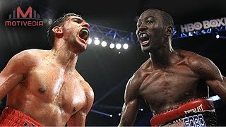 Terence Crawford vs Amir Khan - A CLOSER LOOK - YouTube