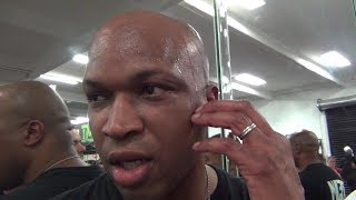 DERRICK JAMES TALKS ABOUT ERROL SPENCE FLAWS (REACTING TO TERENCE CRAWFORD TRAINER BRIAN MCINTYRE