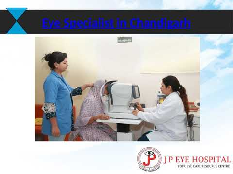 Jp Eye Hospital Retina Specialist in Chandigarh
