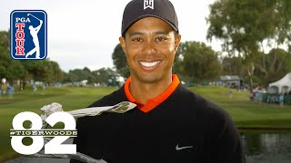Tiger Woods wins 2007 Buick Invitational | Chasing 82