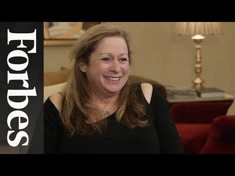 Abigail Disney Finally Embraces Iconic Last Name | Forbes