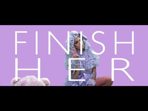 Aja - Finsh Her! (Official Music Video)