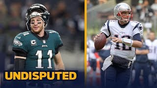Carson Wentz or Tom Brady - Who is the NFL MVP after Week 11?  | UNDISPUTED