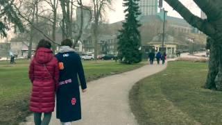 Trấn Thành và Hari - Một ngày mùa thu Canada