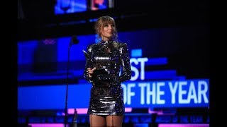 AMA 2018 : TAYLOR SWIFT MAKE HISTORY AS SHE BREAKS RECORD