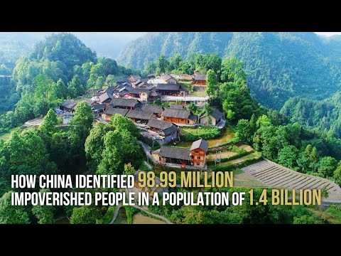 CGTN: Poverty alleviation, a solemn promise fulfilled by Chinese leadership