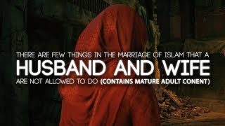 Things That Husband and Wife Should Not Do (MATURE CONTENT)