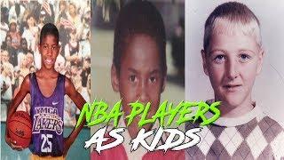 CAN YOU GUESS 50 NBA PLAYERS AS KIDS? | KOT4Q