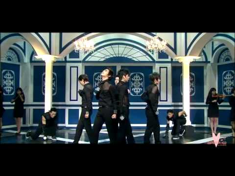 SS501 Destination : Love Ya - Live Mix Week 1 (Black)