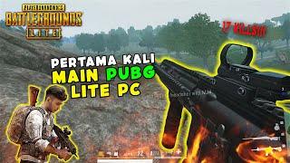 PERTAMA KALI NYENTUH PUBG LITE PC!