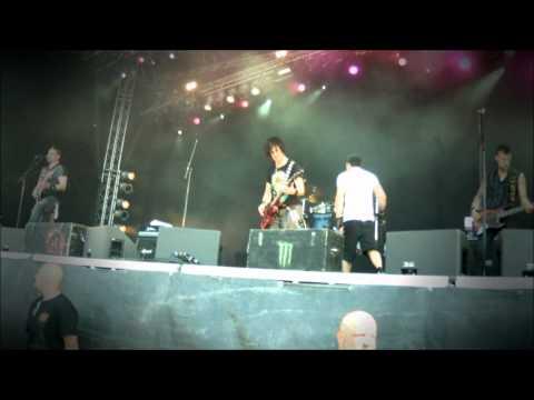 the Unguided | serenade of Guilt (Live at Getaway Rock Festival in Gävle, Sweden 2011)