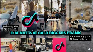 Gold Digger Prank GONE WRONG Tik Tok's | Gold Digger COMPILATION