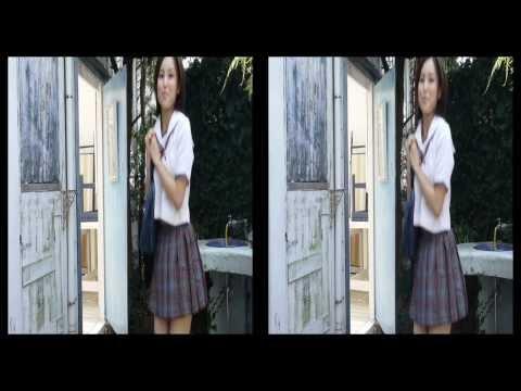 [yt3d] Nanami Mizusaki in 3D-2 水咲七海 「やっと逢えたね!」