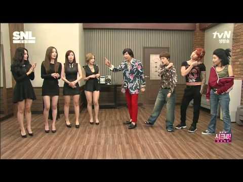 [ENG Sub] Jay Park 20140823 SNL Korea S5 Ep 21 New 시크릿 프로젝트 박재범