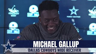 Michael Gallup: It Is What It Is | Dallas Cowboys 2020