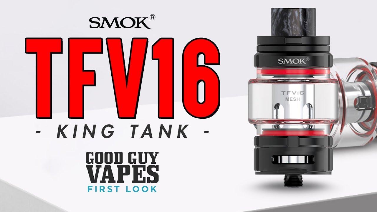 Good Guy Reviews: Smok TFV16!