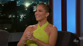 Jennifer Lopez on Valentine's Day with Boyfriend A-Rod