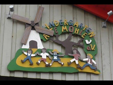 Sonnenstrom für Kindergarten Alte Mühle