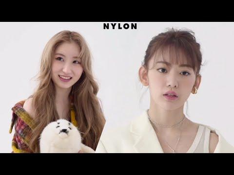 [CHAEKURA] Chaeyeon & Sakura precious friendship