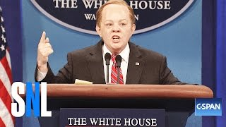 Sean Spicer Returns (Melissa McCarthy) - SNL