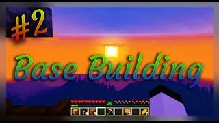 Hermitcraft Rip-off: (#2) Base building