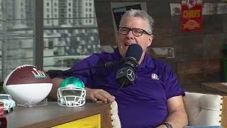 Peter King Talks Kobe Bryant, Super Bowl, Tom Brady & More w Dan Patrick   Full Interview   1/27/20