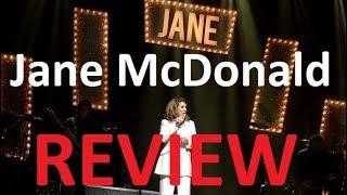 5* REVIEW Jane McDonald Live UK TOUR 2019 HD Video