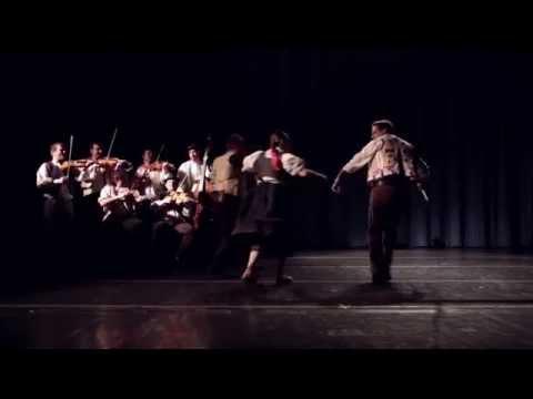 Muzička - Dances from Čierny Balog
