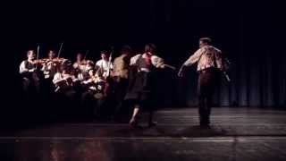 Muzička - Dances from Čierny Balog
