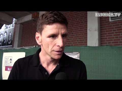 Interview mit Bastian Reinhardt (Trainer Niendorfer TSV, U19 A-Jugend) | ELBKICK.TV