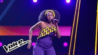 Mbali Motha – 'Destiny'   Blind Audition   The Voice SA: Season 3   M-Net